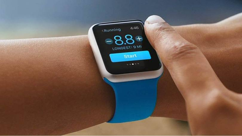 apple watch contains sensors, image