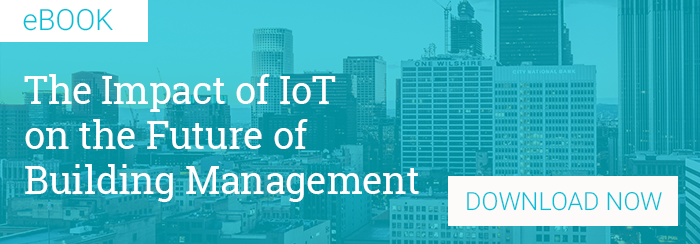 Impact of IoT Smart Building Solutions on Building Management