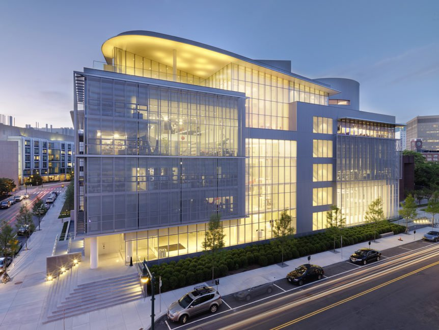 MIT media lab smart building, image