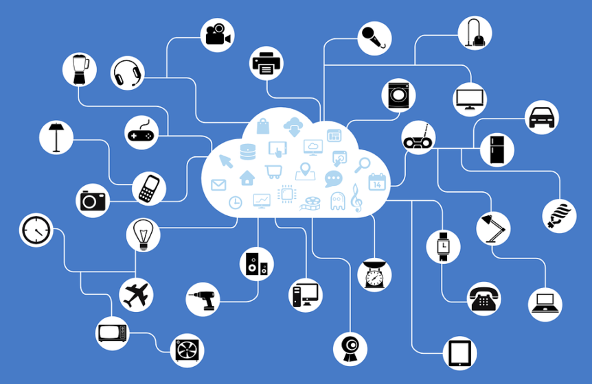 internet of things cloud, image