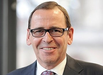 Bosch Group board management member Peter Tyroller, picture