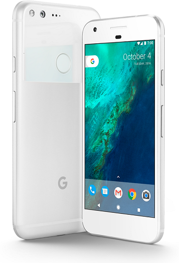 The new Google smartphones, the Pixel and Pixel XL are the first to have Google Assistant, the company's artificial intelligence-based assistant, built-in.