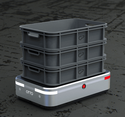 OTTO Motors develops self-driving vehicles for materials handling use, part of Industrial IoT