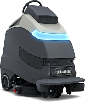 The New Autonomous Floor Cleaner from Nilfisk and Carnegie Robotics
