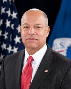Secretary of Homeland Security Jeh Johnson said securing the Internet of Things has become a matter of homeland security