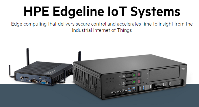 Hewlett Packard Enterprise (HPE) has created a new product category, HPE Edgeline Converged Edge Systems, to enable customers to command the edge.
