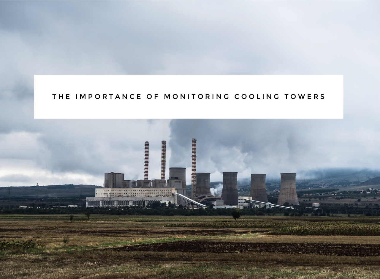 cooling tower monitoring