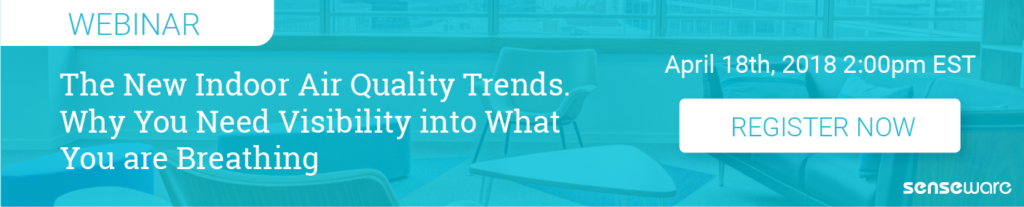 Register for our free webinar: The New IAQ Trends