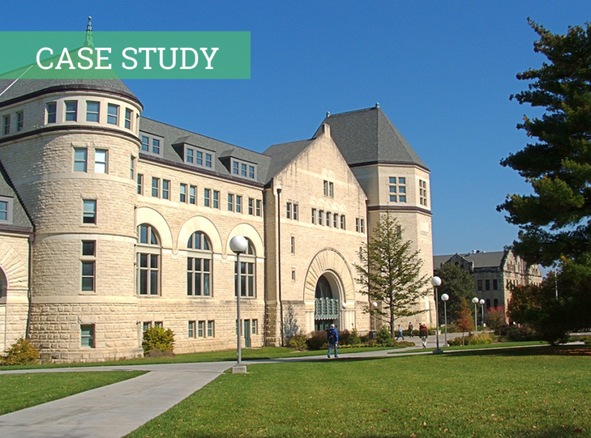 Kansas State University Implements Senseware Solution