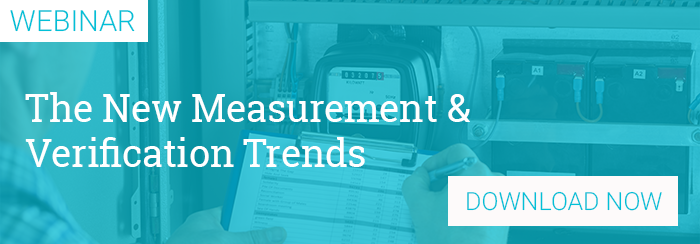 The New Measurement and Verification Trends