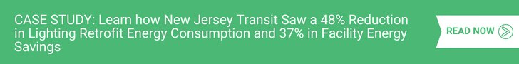 New Jersey Transit Uses Smart Building Solution to Reduce Energy Consumption by 37%