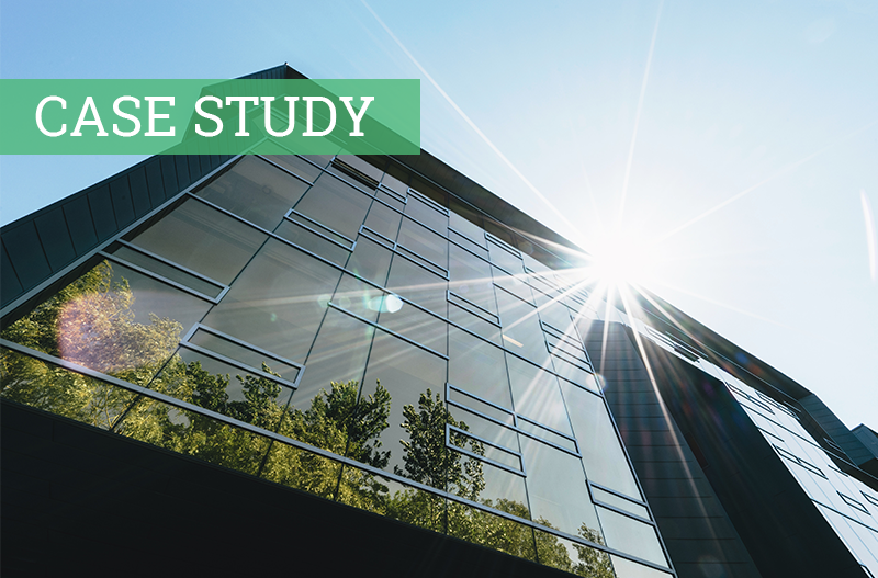GreenGen implements Smart Building Solution for monitoring building energy consumption